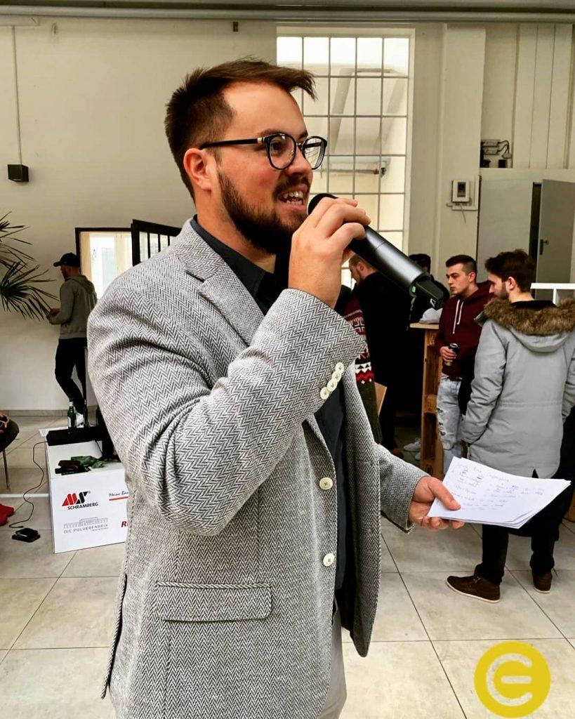 """""""Moderation von Offline-Turnier mit über 150 Teilnehmern"""""""